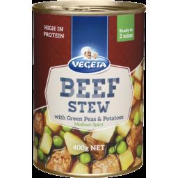 Photo of Vegeta Beef Stew/Peas/Pot 400gm