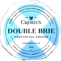 Photo of Cremeux Brie Double Cream 200g