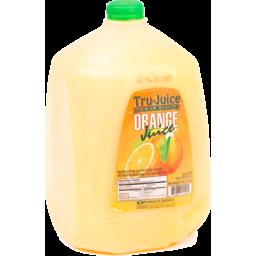 Photo of Tru-Juice Orange Juice No Sugar Added