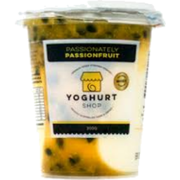 Photo of Yoghurt Shop Yog Passionfruit 200g