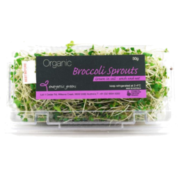 Photo of Sprouts Broccoli Energetic Greens 50g