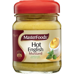 Photo of Masterfoods Hot English Mustard 175g