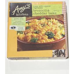 Photo of Amys Broccoli&Cheddar Bake 269gm