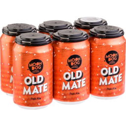 Photo of Moon Dog Oldmate Pale Ale 6x330ml