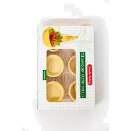 Photo of Lincoln  Bakery Savoury Pastry Shells 12 Pack