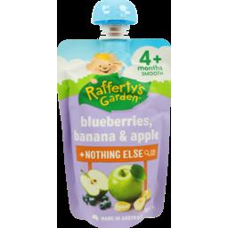 Photo of Rafferty Blueberry/Banana/Apple Puree 120g
