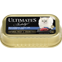 Photo of Ultimates Indulge Whitemeat Tuna With Chicken Liver 85g