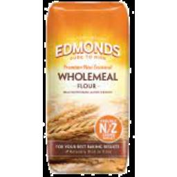Photo of Edmonds Flour Wholemeal 1.5kg