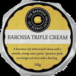 Photo of Barossa Artisan Triple Cream Brie 150g