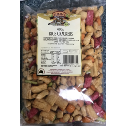 Photo of Yummy Rice Crackers 400gm