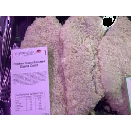Photo of My Butcher Chick Brst Schnitzel