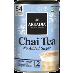 Photo of Arkadia Chai Tea No Added Sugar 240gm
