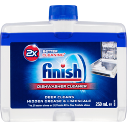 Photo of Finish Dishwasher Cleaner 250ml