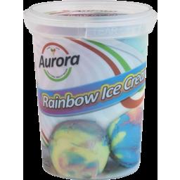 Photo of Aurora Rainbow Gelato 500ml