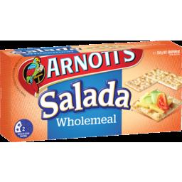 Photo of Arnotts Salada Wholemeal 250g