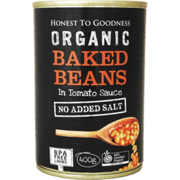 Photo of Honest To Goodness Baked Beans In Tomato Sauce 400gm