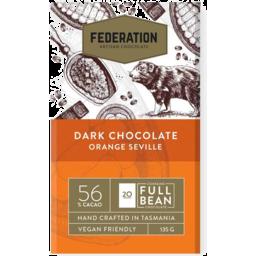 Photo of Orange Seville Dark Chocolate