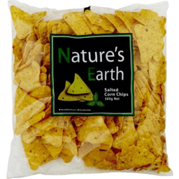 Photo of Corn Chips - Salted 500g