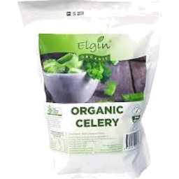 Photo of Elgin Organic Frozen Celery 500g