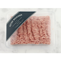 Photo of Peter Bouchier Pork Mince (approx 500g)