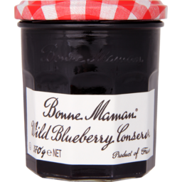 Photo of Bonne Maman Wild Blueberry Conserve 370g