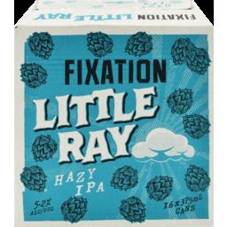 Photo of Fixation Little Ray Hazy Ipa Can