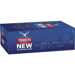Photo of Tooheys New Cans