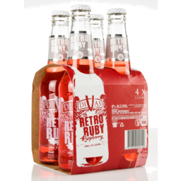 Photo of Divas Retro Ruby Raspberry Bottles