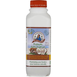 Photo of Babushka Yoghurt - Drinking (Kefir) - Coconut