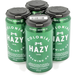 Photo of Colonial Hazy Ipa Can