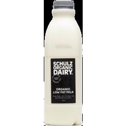Photo of Schulz Organic Dairy Milk - Low Fat (Unhomogenised)