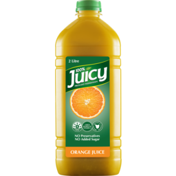 Photo of Juicy Isle 100% Long Life Juice Orange 2L