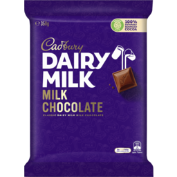 Photo of Cadbury Dairy Milk Chocolate Block 350g