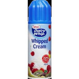 Photo of Tatua Dairy Whip Whipped Cream 300g