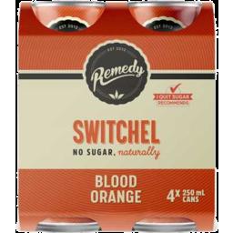 Photo of Remedy Multi Blood Orng4x250ml