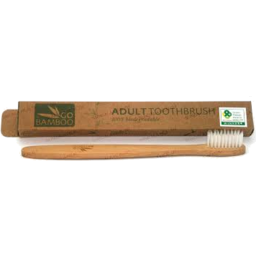 Photo of Bamboo Toothbrush - Adult