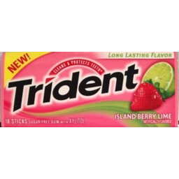 Photo of Trident Island Berry Lime