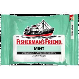 Photo of Fishermans Friend Sugar Free Mint 25g