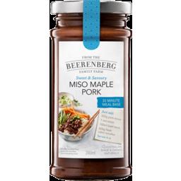 Photo of Beerenberg Meal Base Miso Pork 240ml