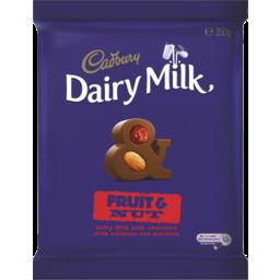 Photo of Cadbury Dairy Milk Fruit & Nut 350g 350g