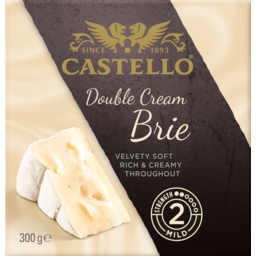 Photo of Castello Double Cream Brie 300g 300g