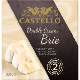Photo of Castello Double Cream Brie 300g 300g