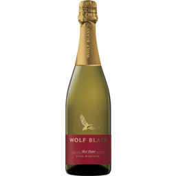 Photo of Wolf Blass Red Label Sparkling Pink Moscato
