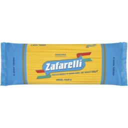Photo of Zafarelli No 9 Angel Hair 500g