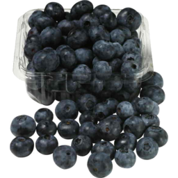 Photo of Blueberries Punnet