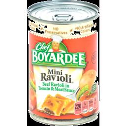 Photo of Chef Boyardee Beefaroni