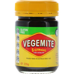 Photo of Vegemite Gluten Free 235gm