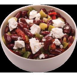 Photo of Bush Road Salad Bean & Feta Pp