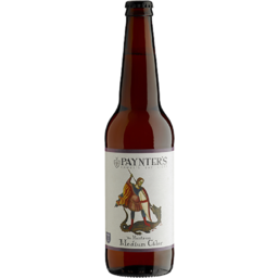 Photo of Paynter's Huntress Medium Cider 500ml bottle
