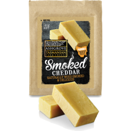Photo of Ashgrove Smoked Cheddar 140gm